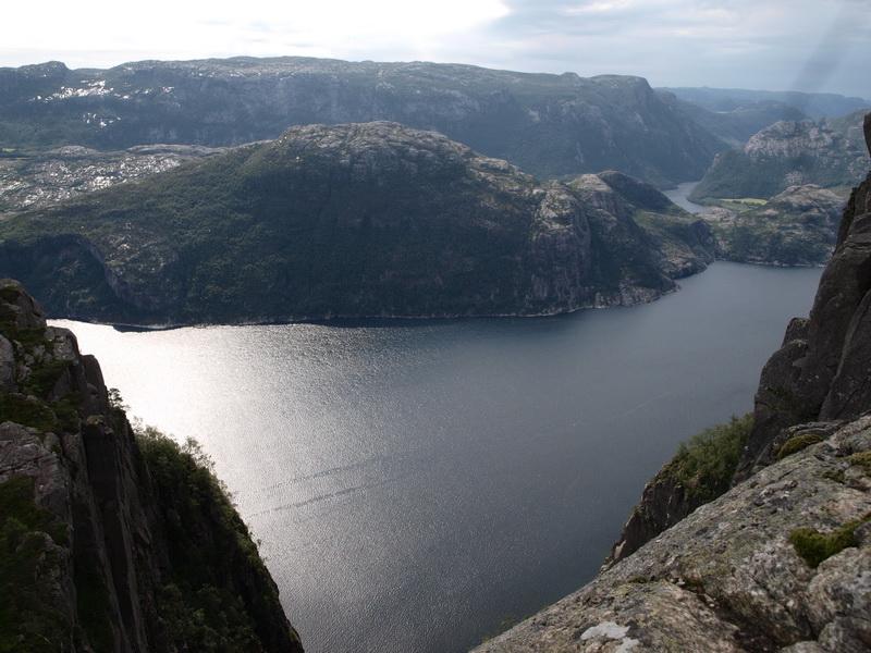 люсе-фьорд норвегия