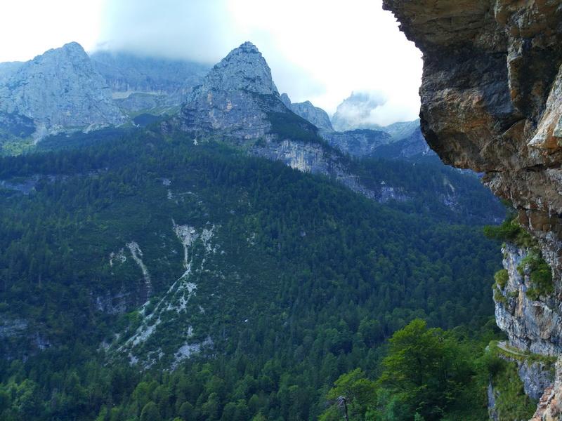 Доломиты Альпы Мольвено