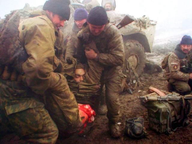 на войне убивают...