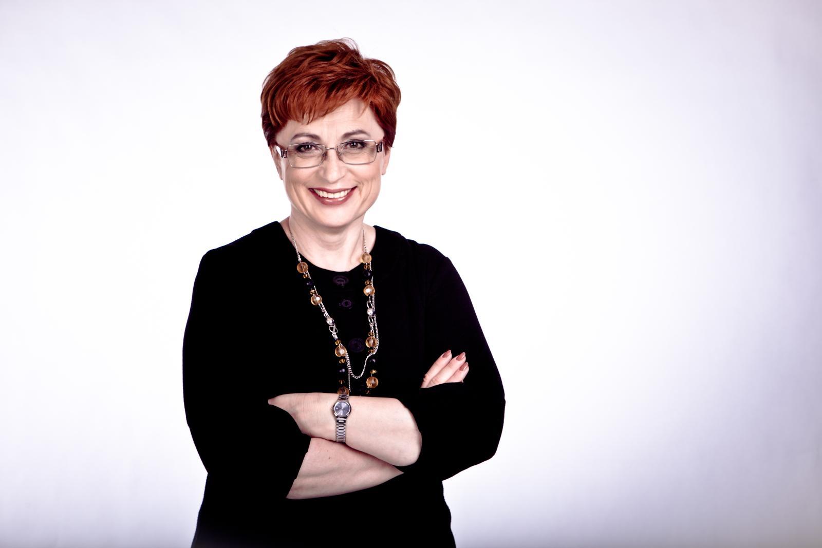 Усилитель мощности руководителя, Пришвицина Елена