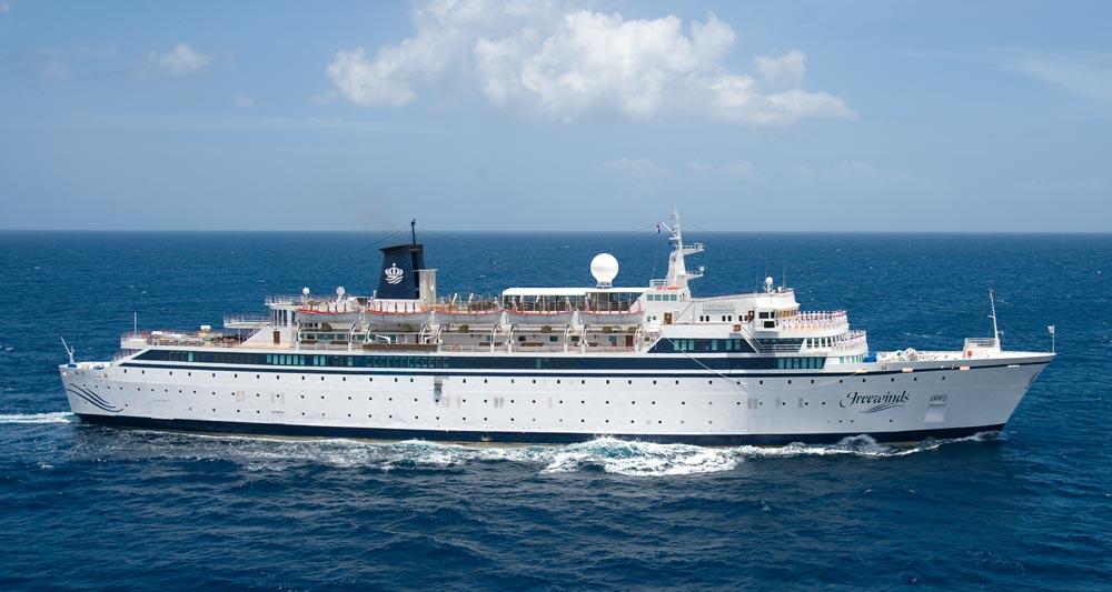 Корабль «Фривиндз»