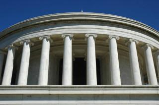 South Facade, Jefferson Memorial #2