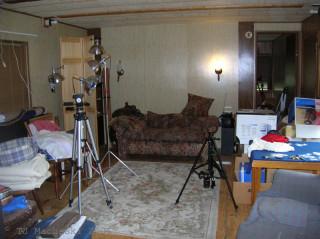 Studio Room In Use