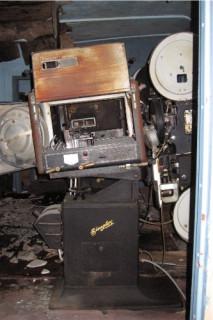 Rusty Projector