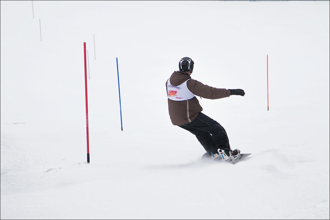 Чемпионат Ауди клуб Питер по горным лыжам