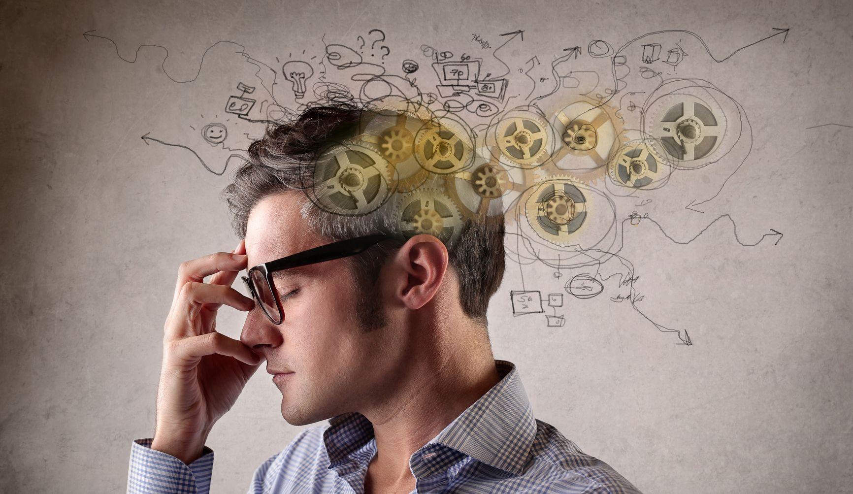 Мыслительный процесс-