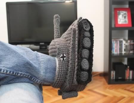 slippers-tank