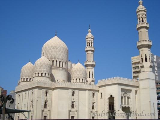 Мечеть в Александрии