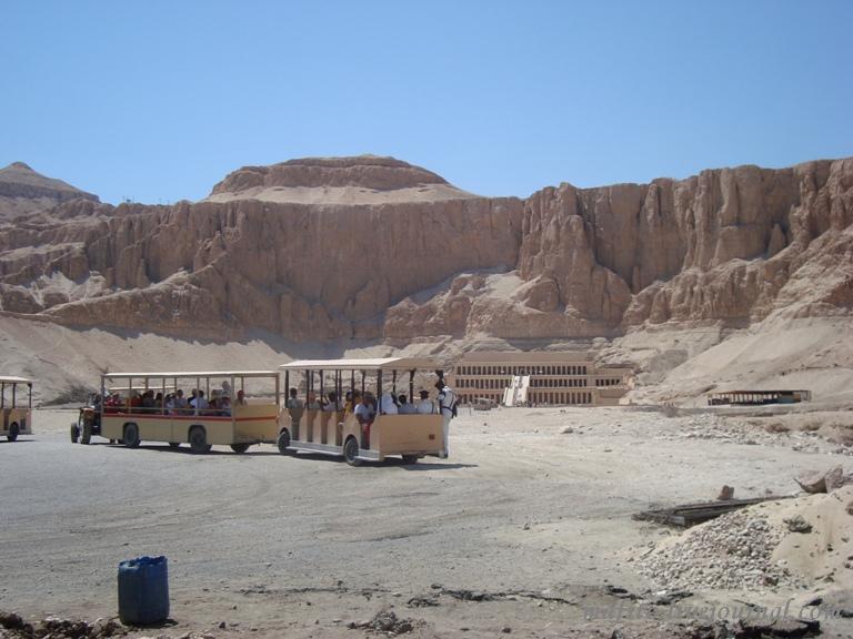 Египет храм Хатшепсут