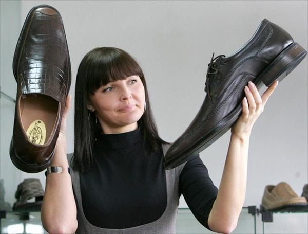 обувь Леонида Стадника