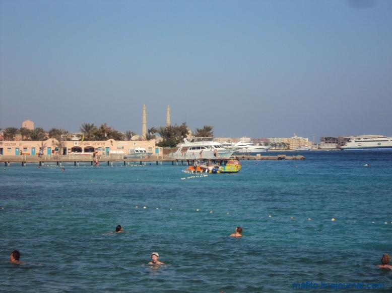 отель Sea Gull Хургада, Египет (6)