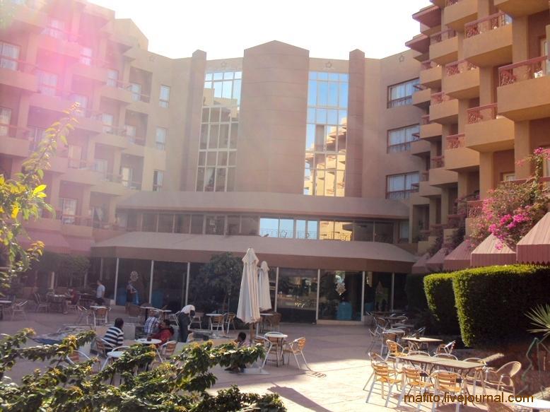 отель Sea Gull Хургада, Египет (11)