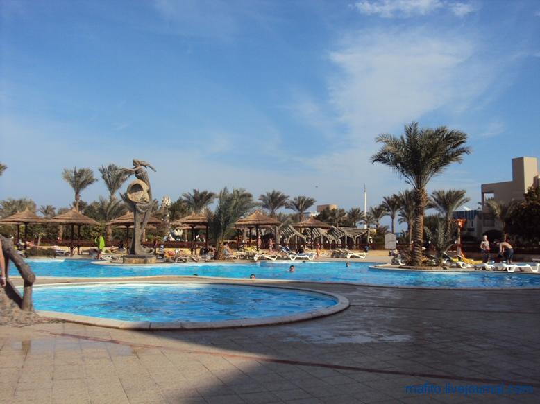 отель Sea Gull Хургада, Египет (12)