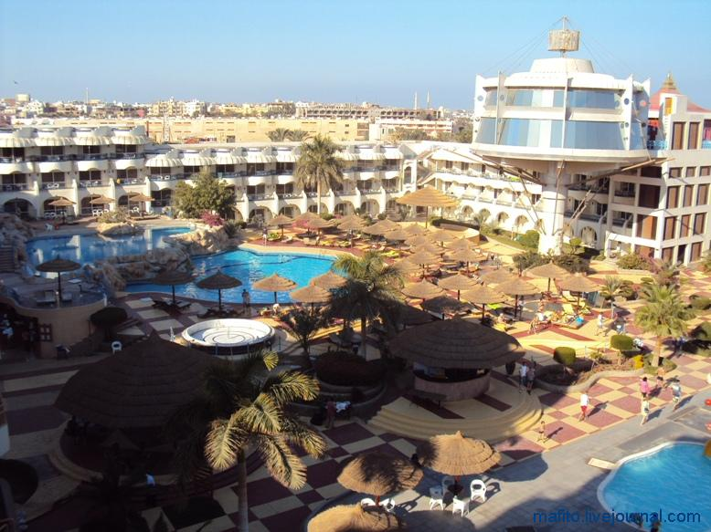 Хургада отель Sea Gull Египет (1)
