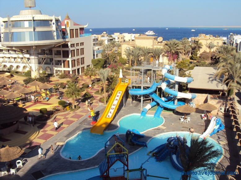 Хургада отель Sea Gull Египет (3)