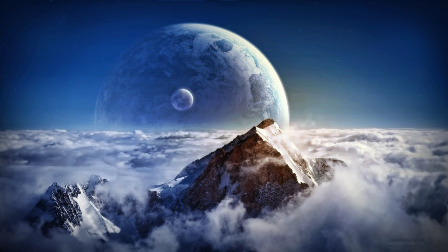 mt-everest-in-another-planet-wallpaper-1920x1080