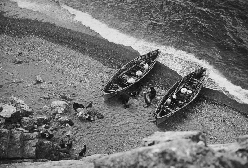 Сиреникские морские охотники