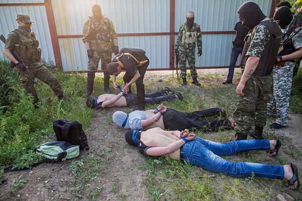 Украина и Россия договорились ускорить процесс обмена пленными, - Олланд - Цензор.НЕТ 8344