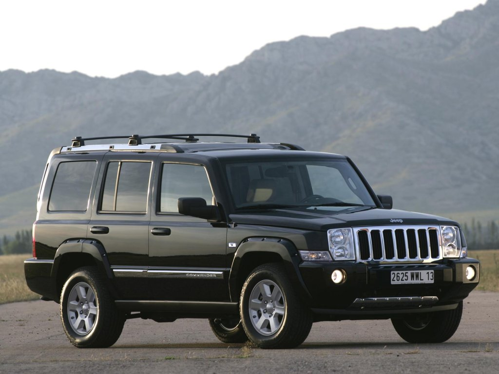 Jeep_Commander_SUV 5 door_2005