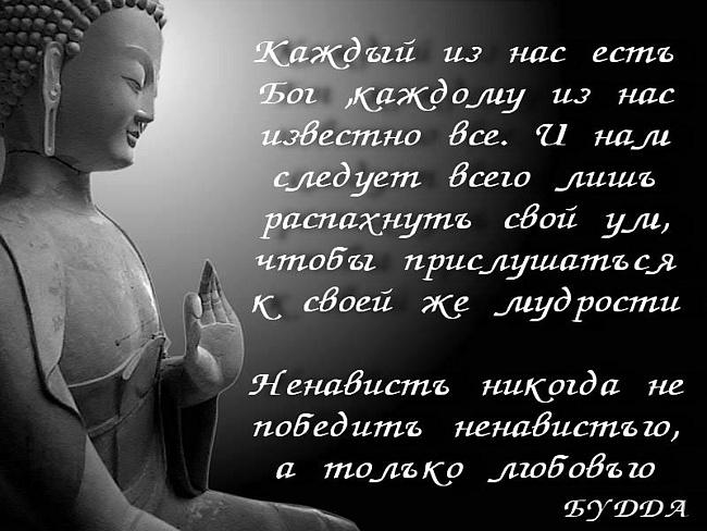 Изречения будды о любви