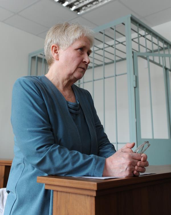 Несгибаемая Любовь Александровна Попова...Респект и уважение!