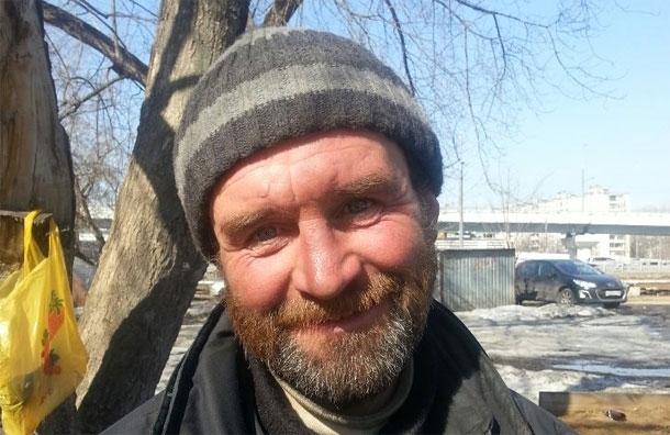 Бездомный пересёк Москву чтобы отдать хозяйке кошелек с деньгами и документами