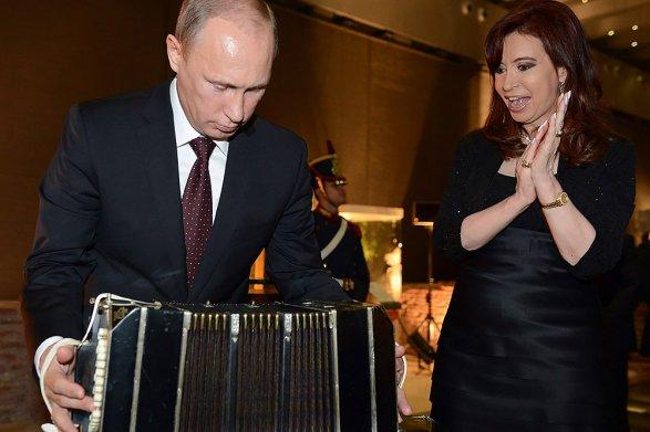 Владимир Путин из Латинской Америки ни с чем (спецреп из Латинской Америки)