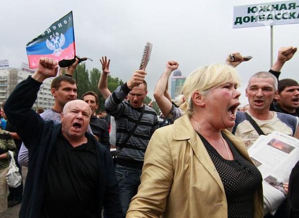 Русский мир, кровавые гастроли