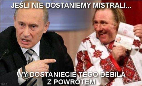 ПУТИН ПОШЕЛ НА ШАНТАЖ !