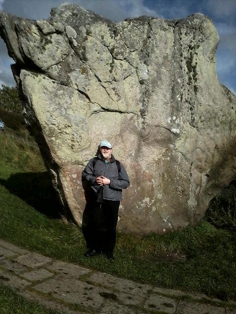 Martin at Avebury