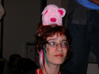 HEAD PIG IS ON UR HEAD, BEIN A PIG