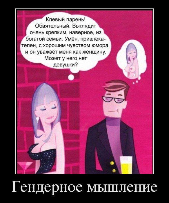 гендерное мышление