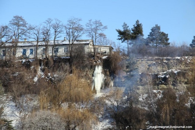 Кисловодск зимой