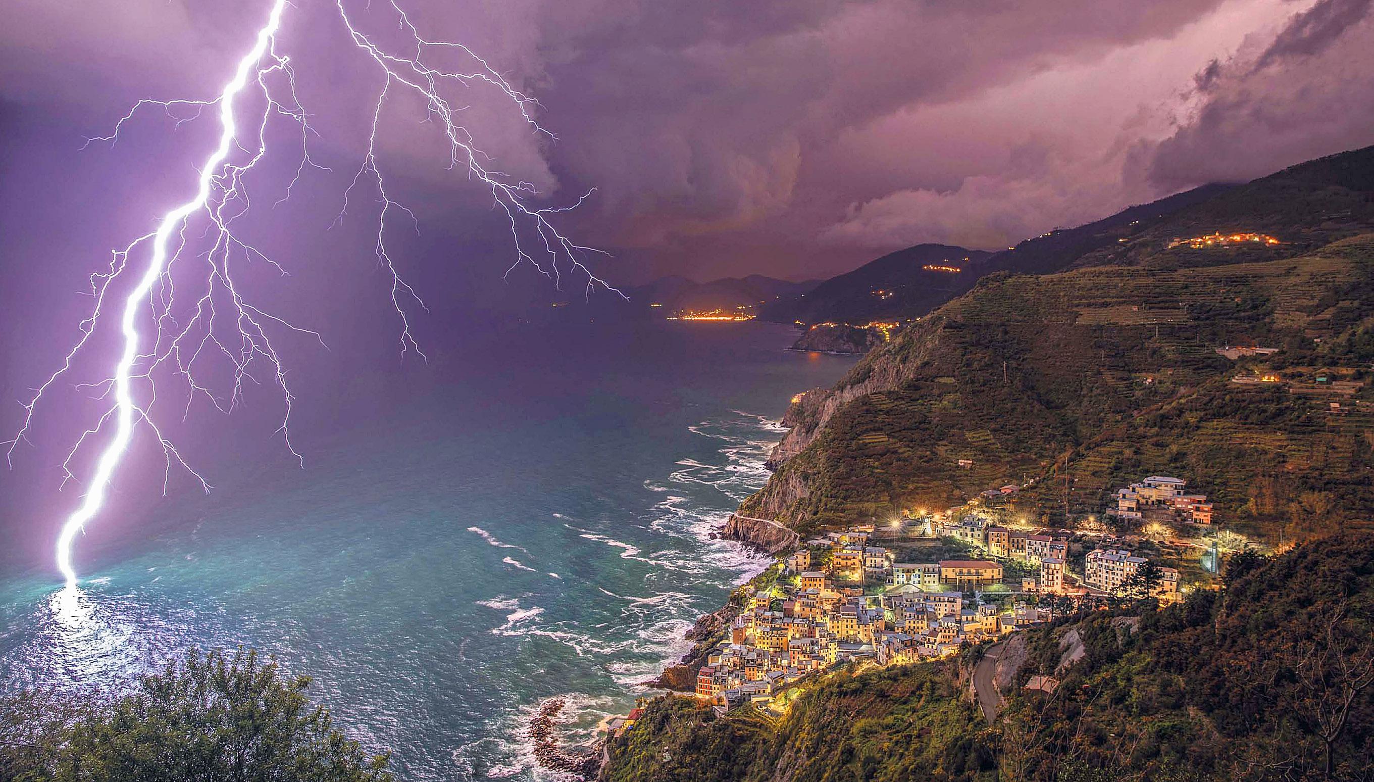 Riomaggiore, Italy by Elena Salvai.jpg