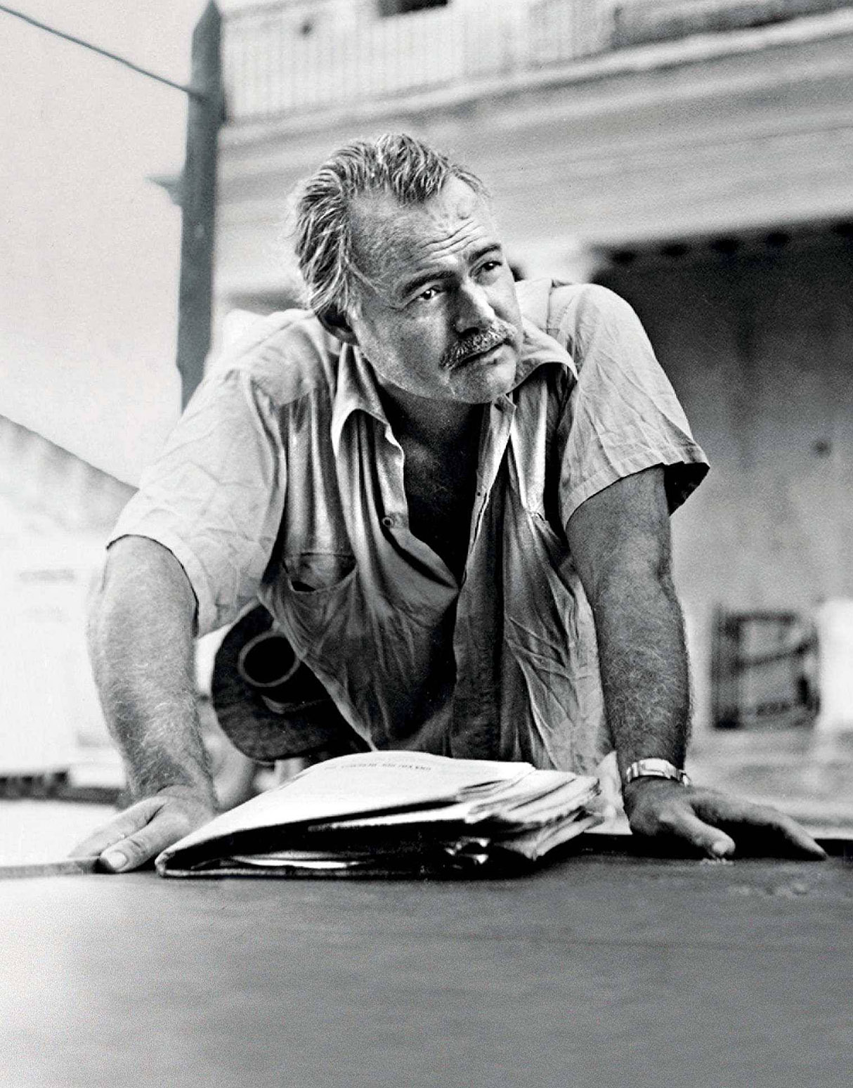 Hemingway, The Man and The Myth 01.jpg