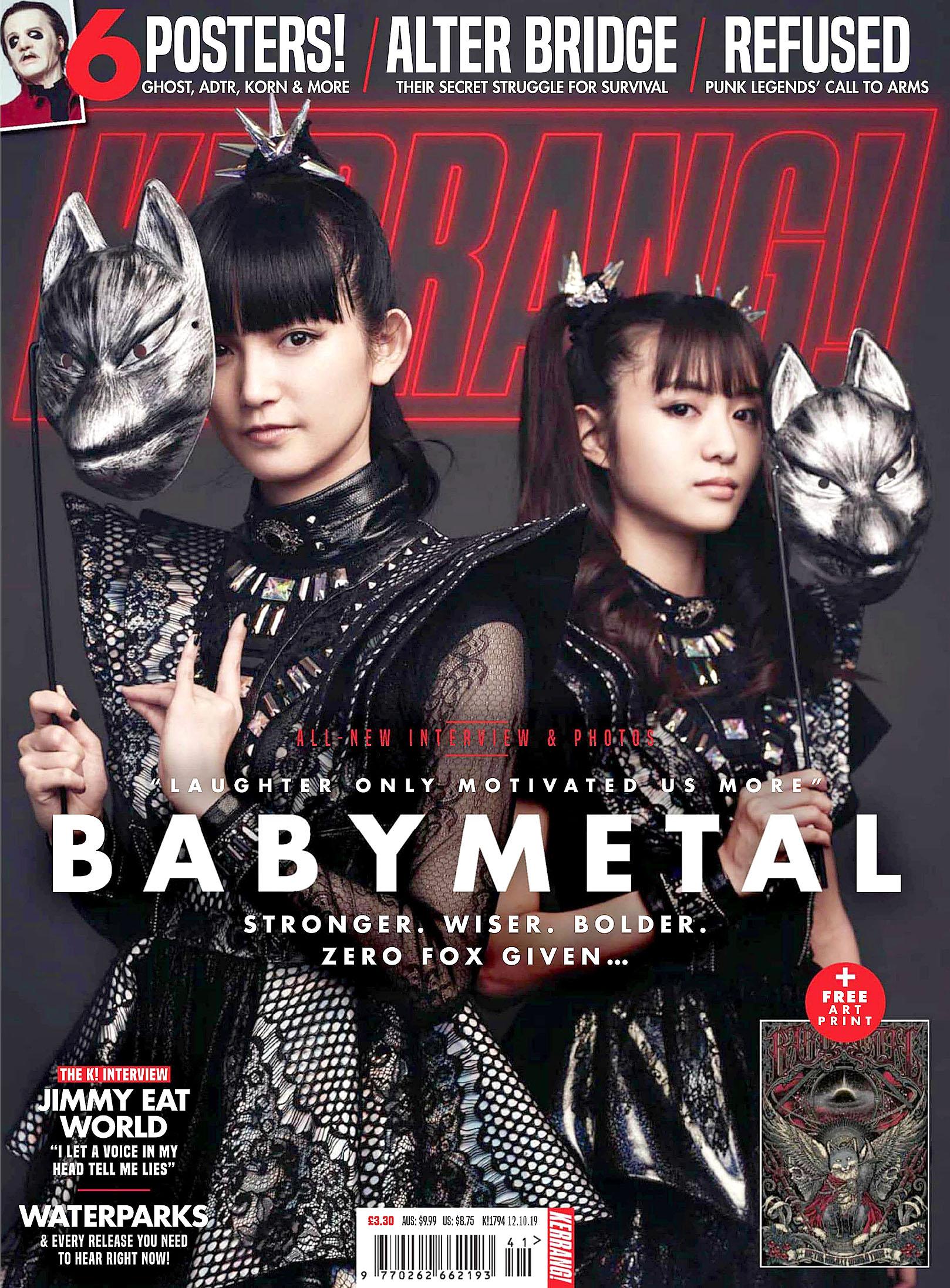 Kerrang 2019-10-12 Babymetal 01.jpg