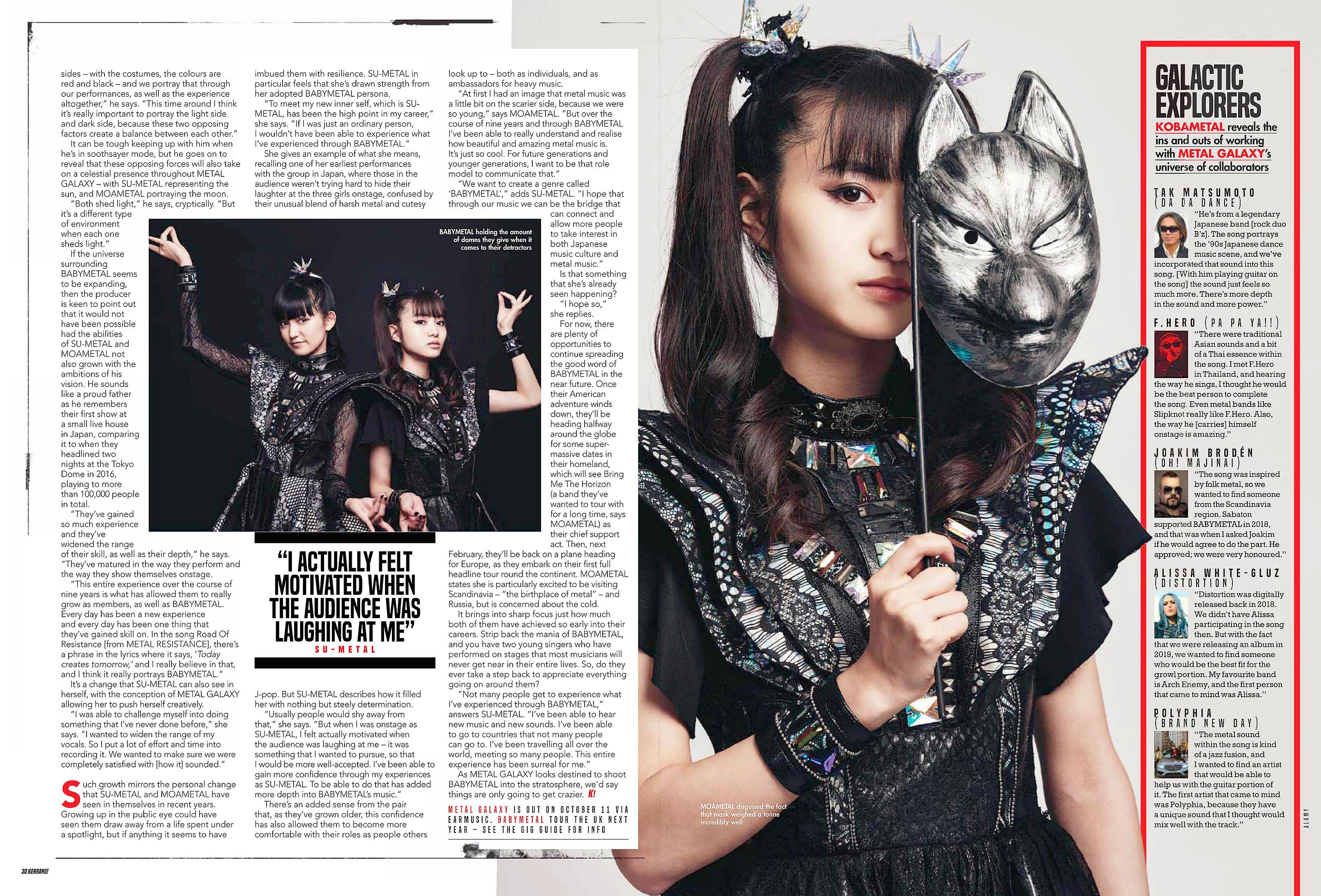 Kerrang 2019-10-12 Babymetal 06.jpg