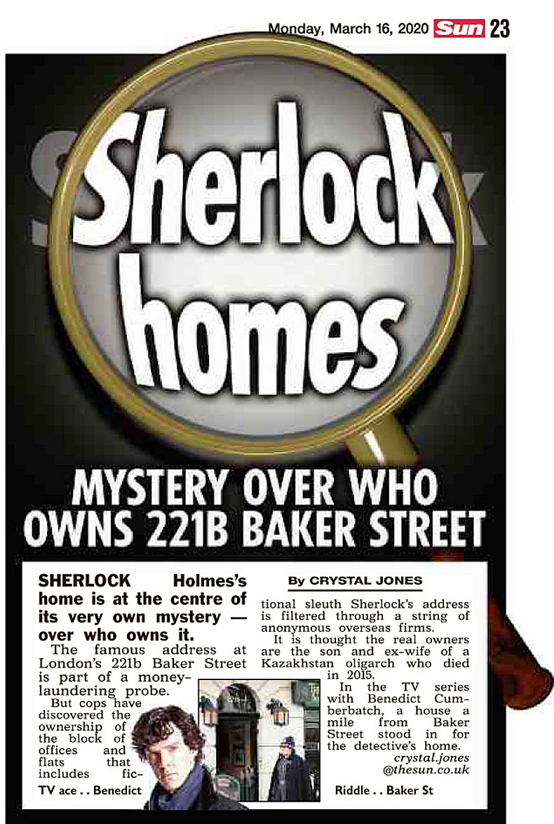 Sun 200316 Sherlock.jpg