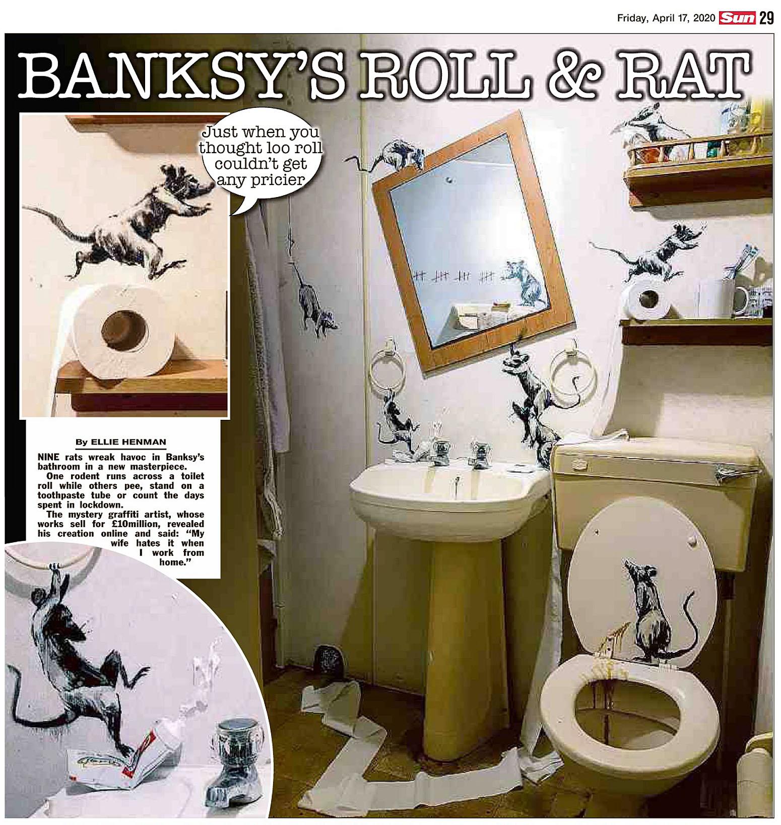 Sun 200417 Banksy.jpg
