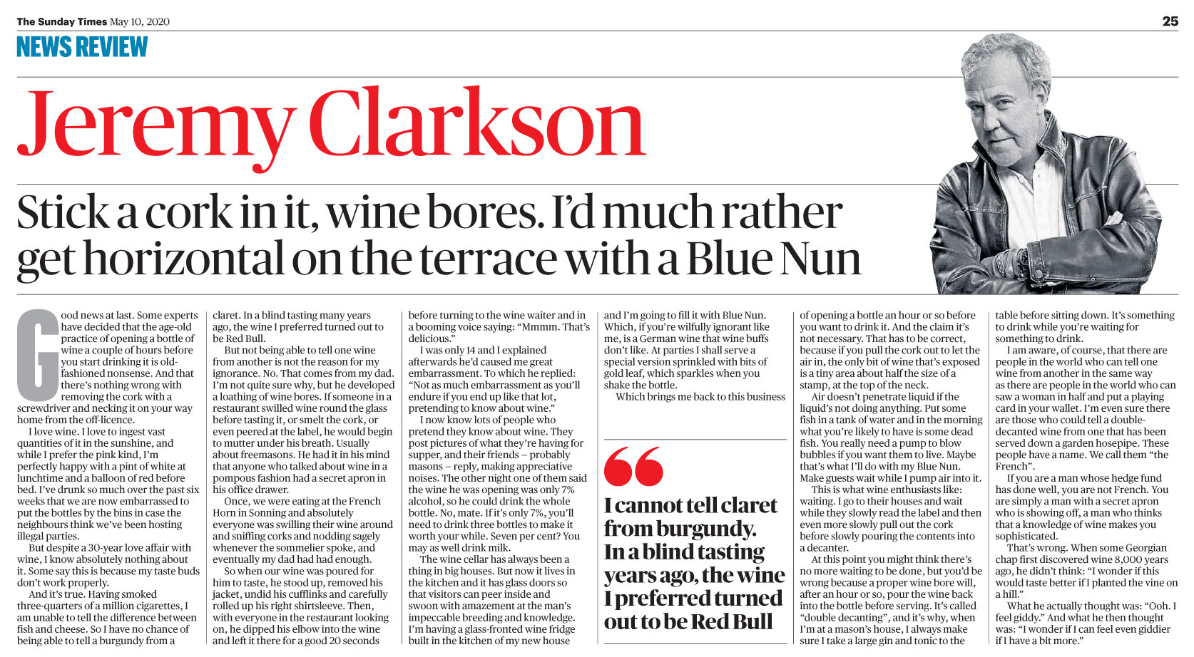Sunday Times 200910 JClarkson.jpg