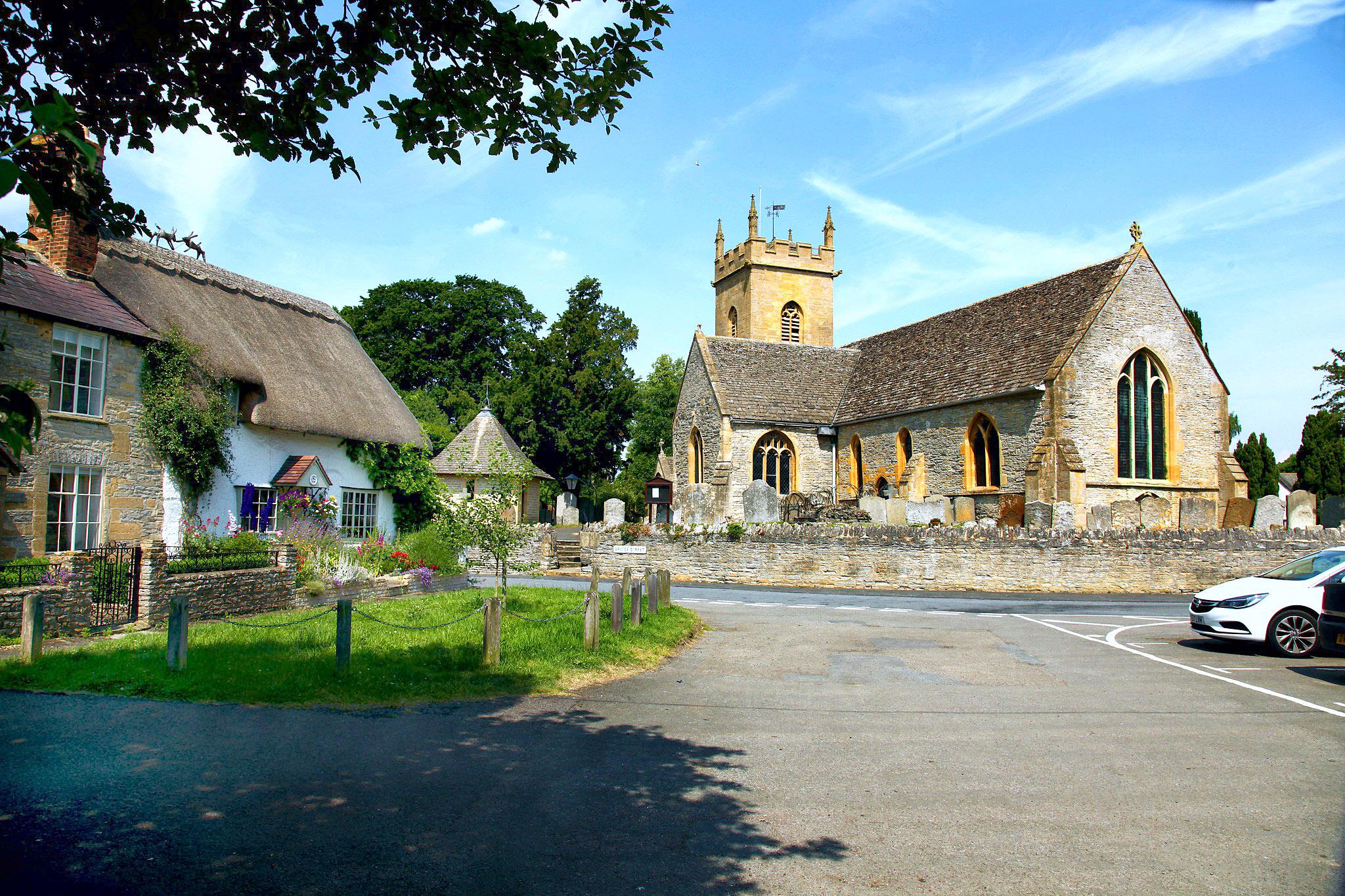 The Church at Bretforton by John Dalkin.jpg