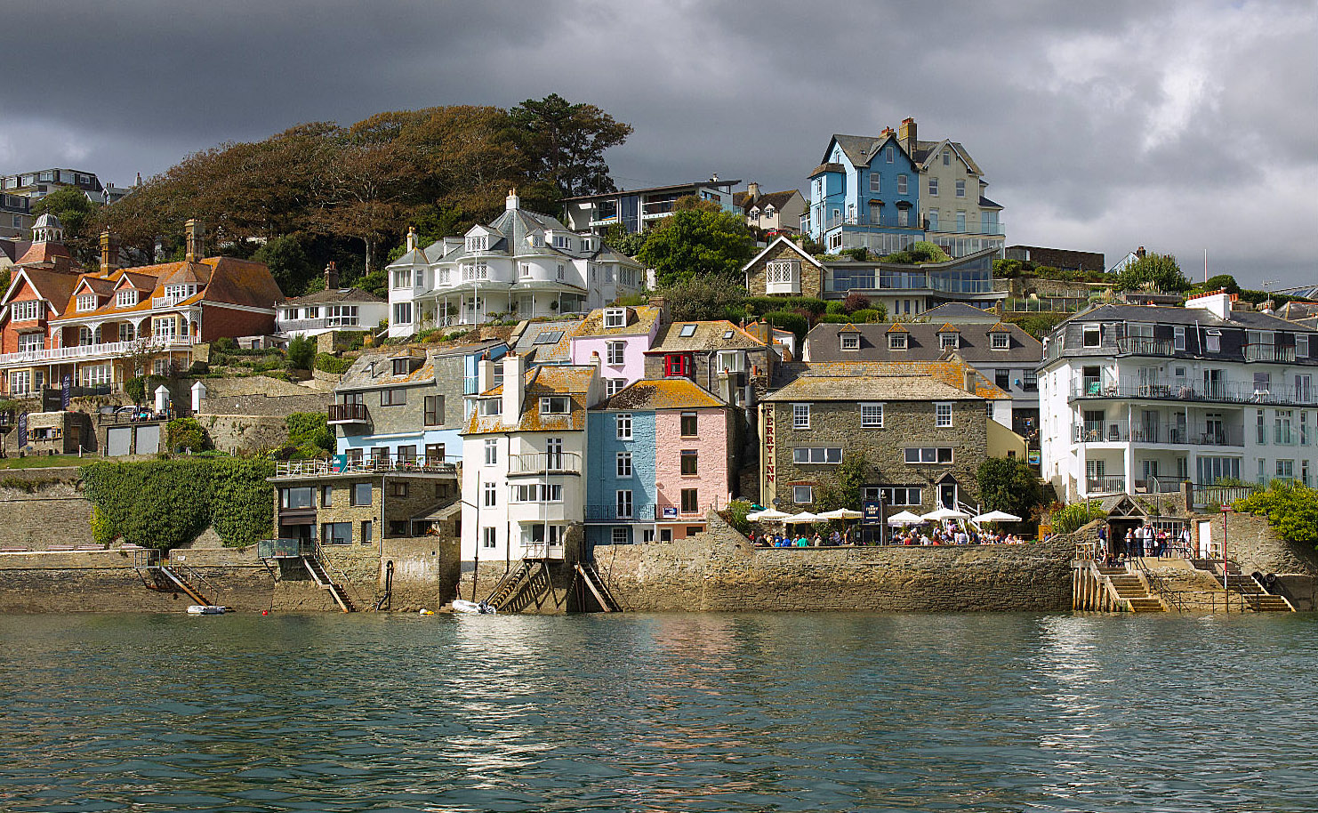 View from the Ferry Inn, Salcombe by Mark Farrand.jpg