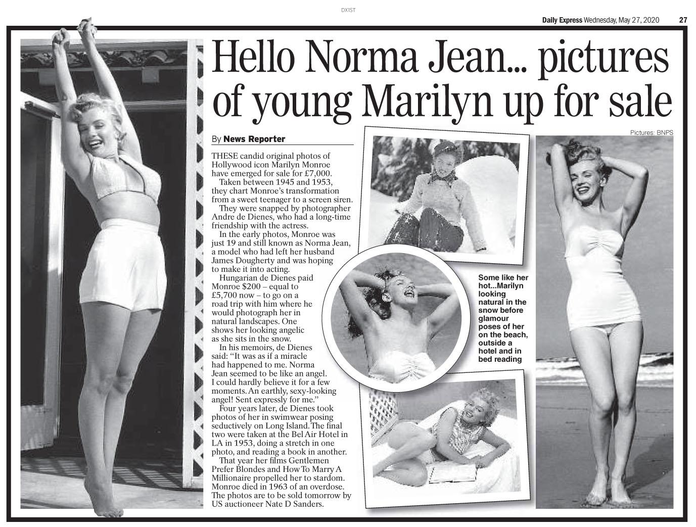 Daily Express - May 27 2020 MM.jpg