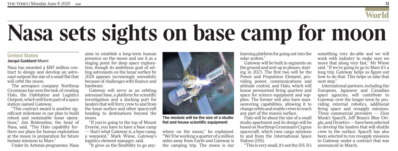 The Times - June 8 2020 Space.jpg