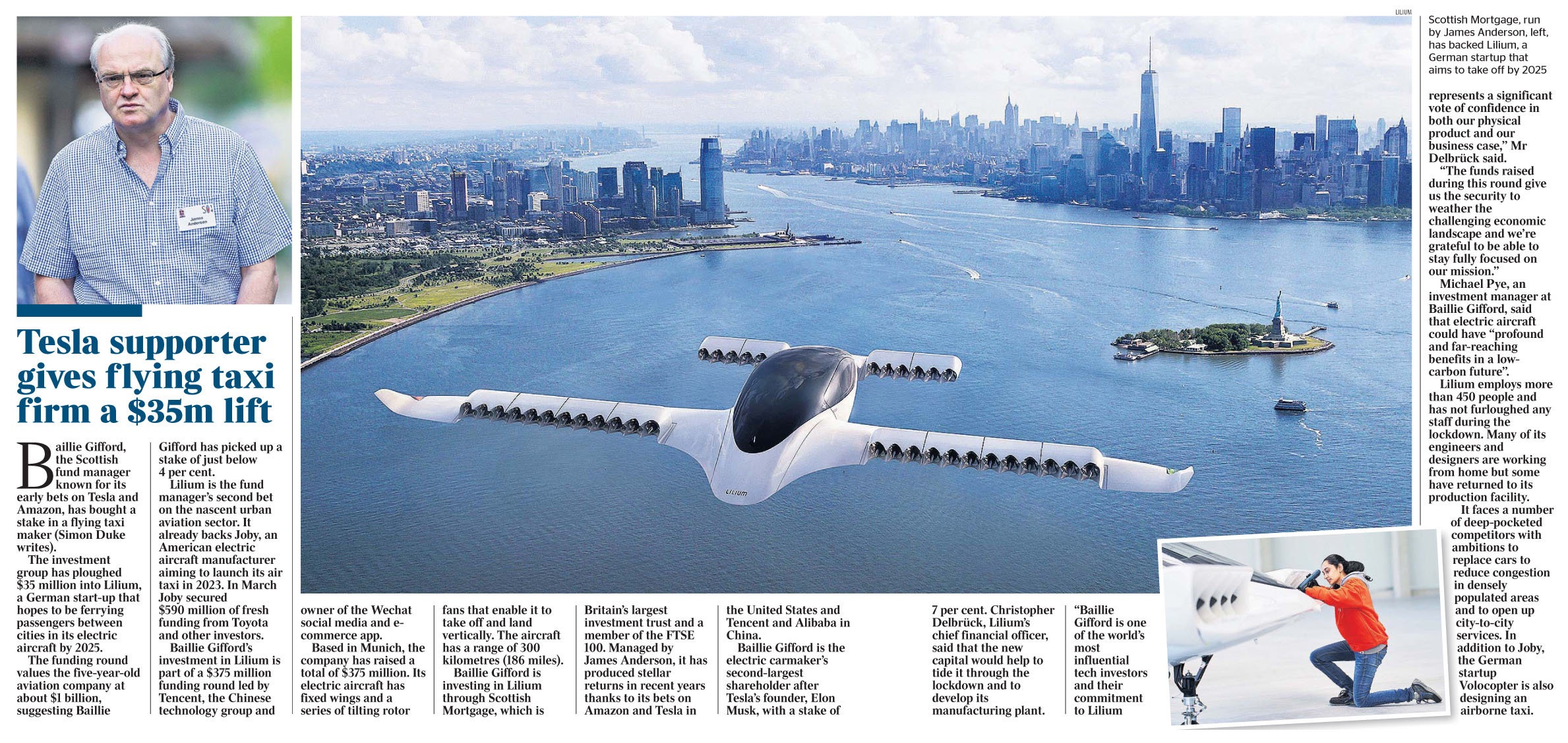 The Times - June 10 2020 Lilium.jpg