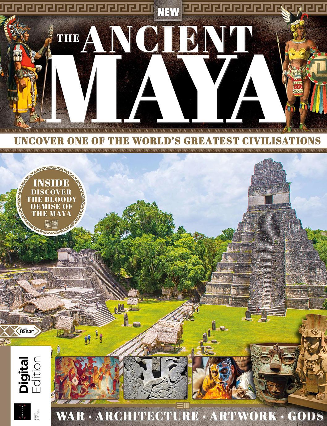 Book of The Maya 1st Ed 2020 01.jpg