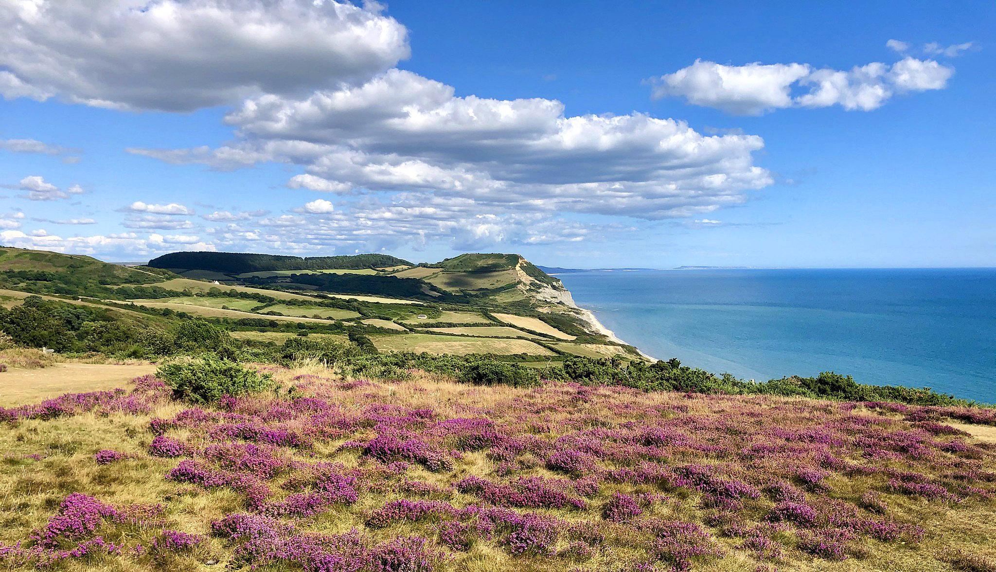 Golden Cap, Dorset by Chris E Rushton.jpg
