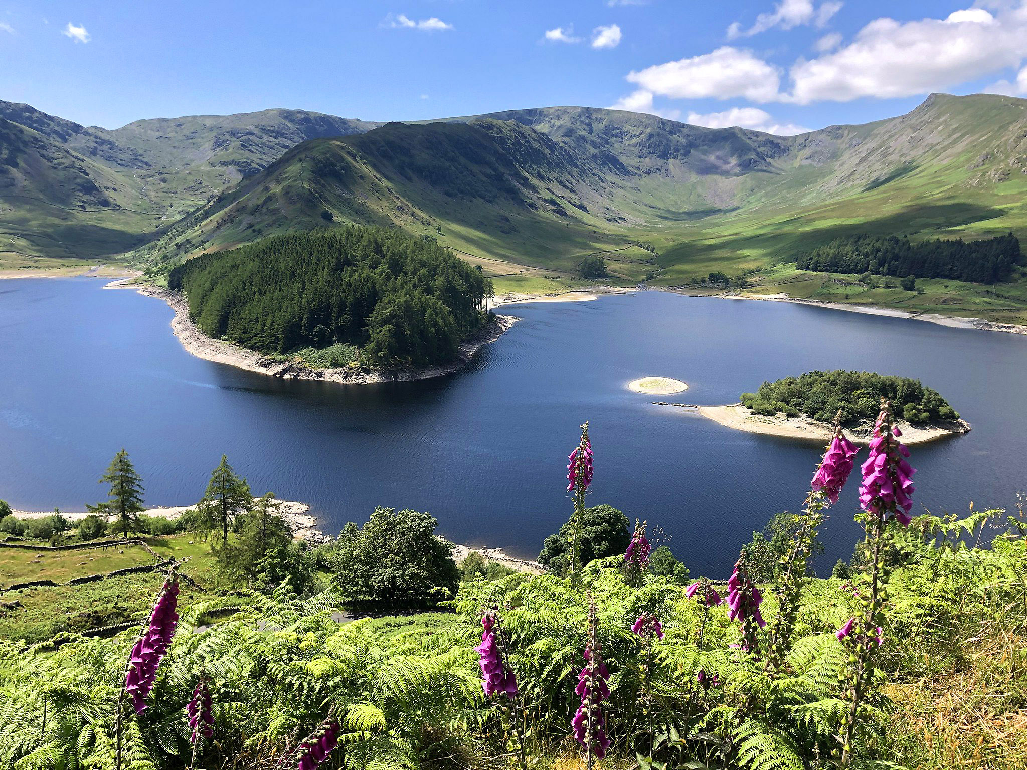 Haweswater & Riggindale by Chris E Rushton.jpg