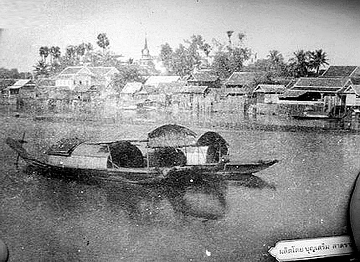 1921 View of Chiang Mai from the Ping River.jpg