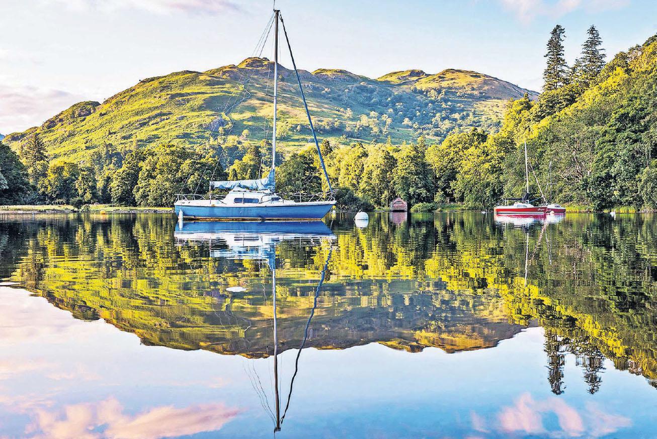 Ullswater, Lake District by Andrew McCaren.jpg